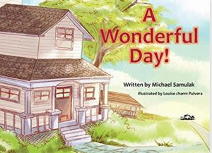 Award-Winning Children's book — A Wonderful Day!