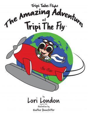 Award-Winning Children's book — Tripi Takes Flight