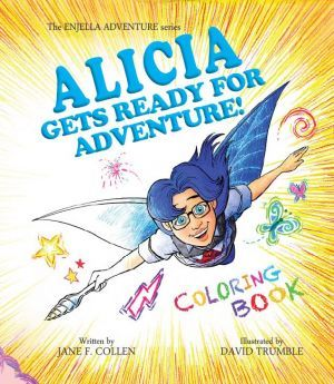Award-Winning Children's book — Alicia Gets Ready for Adventure!