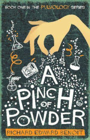 Award-Winning Children's book — A Pinch of Powder