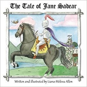 Award-Winning Children's book — The Tale of Jane Sadear