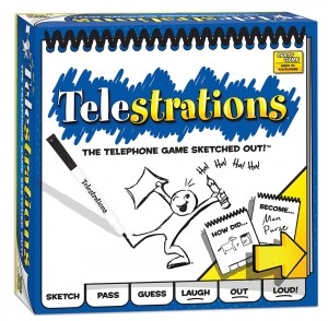 Award-Winning Children's book — Telestrations