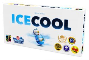 Award-Winning Children's book — Ice Cool