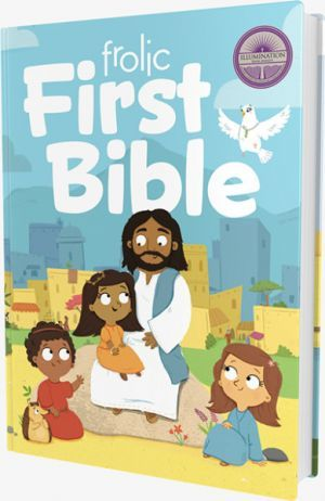 Award-Winning Children's book — Frolic First Bible