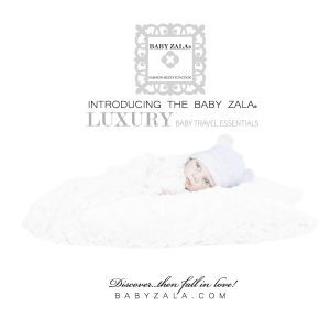 Award-Winning Children's book — BABY ZALA ®