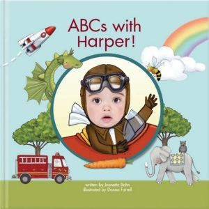 Award-Winning Children's book — ABC's with Me!