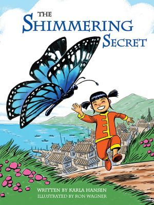Award-Winning Children's book — The Shimmering Secret