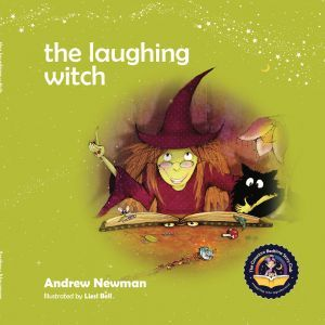 Award-Winning Children's book — the laughing witch