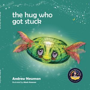 Award-Winning Children's book — the hug who got stuck