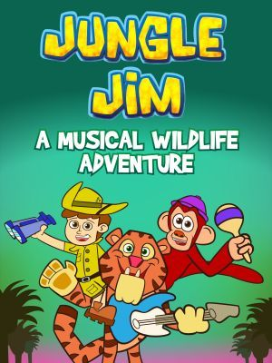 Award-Winning Children's book — Jungle Jim - A Musical Wildlife Adventure