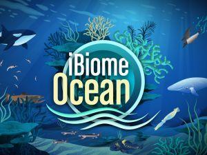 Award-Winning Children's book — iBiome-Ocean