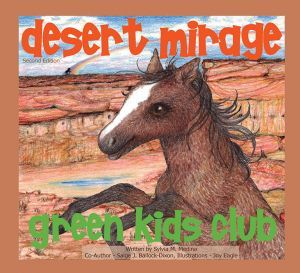 Award-Winning Children's book — Desert Mirage