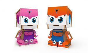 Award-Winning Children's book — MU SpaceBot