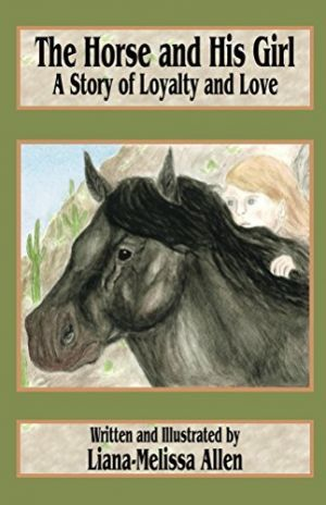Award-Winning Children's book — The Horse and His Girl