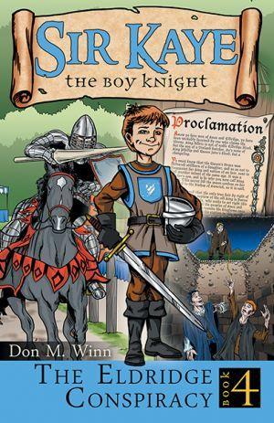 Award-Winning Children's book — The Eldridge Conspiracy