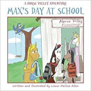 Award-Winning Children's book — Max's Day at School