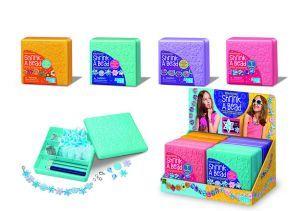Award-Winning Children's book — Shrink Beads Making Kit (4 styles assorted)