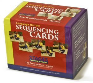 Award-Winning Children's book — Language Builder Sequencing Cards