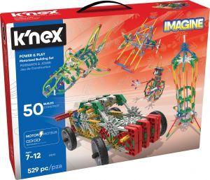 Award-Winning Children's book — K'NEX IMAGINE: Power & Play Motorized Building Set