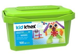 Award-Winning Children's book — KID K'NEX Budding Builders