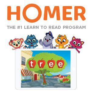 Award-Winning Children's book — Homer