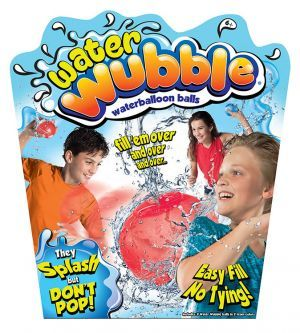 Award-Winning Children's book — WATER WUBBLE