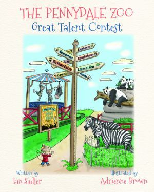 Award-Winning Children's book — The Pennydale Zoo Great Talent Contest