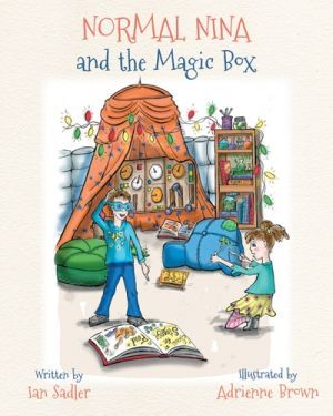 Award-Winning Children's book — Normal Nina and the Magic Box
