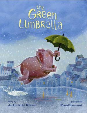 Award-Winning Children's book — The Green Umbrella