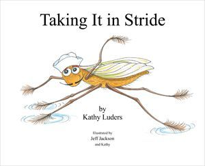 Award-Winning Children's book — Taking It in Stride