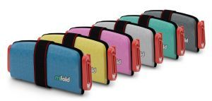 Award-Winning Children's book — mifold, The Grab-and-Go Booster Seat