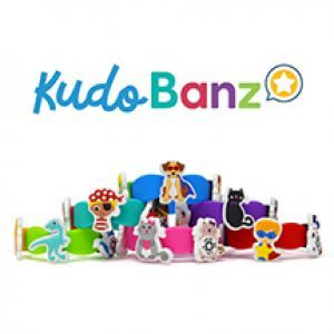 Award-Winning Children's book — Kudo Banz