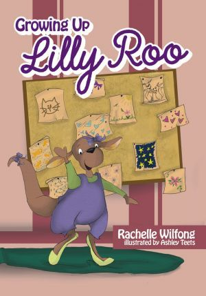 Award-Winning Children's book — Growing Up Lilly Roo
