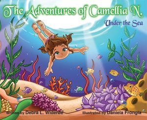 Award-Winning Children's book — The Adventures of Camellia N.