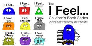 Award-Winning Children's book — The I Feel... Children's Book Series