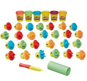 Award-Winning Children's book — Play-Doh Shape & Learn Letters and Language Playset