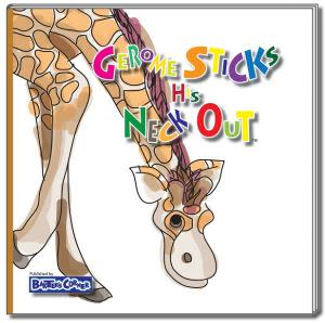 Award-Winning Children's book — Gerome Sticks His Neck Out