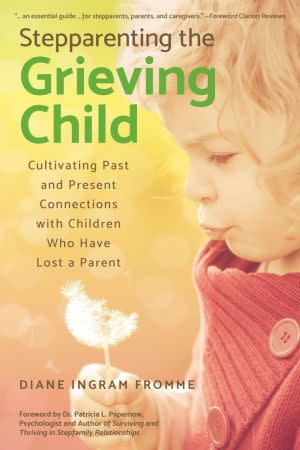 Award-Winning Children's book — Stepparenting the Grieving Child