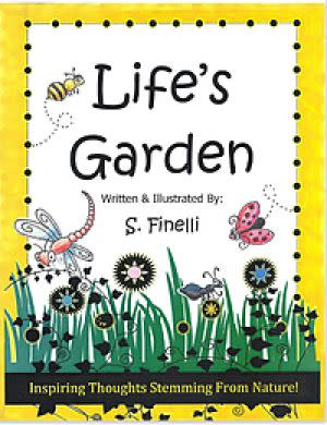 Award-Winning Children's book — Life's Garden