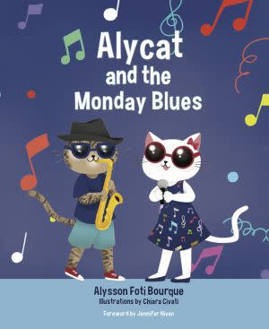 Award-Winning Children's book — Alycat and the Monday Blues