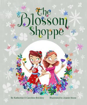 Award-Winning Children's book — The Blossom Shoppe