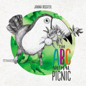 Award-Winning Children's book — The ABC Animal Picnic