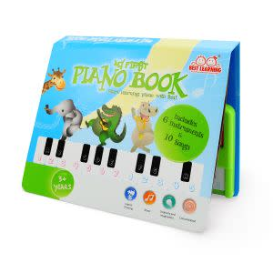 Award-Winning Children's book — My First Piano Book