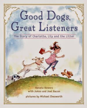 Award-Winning Children's book — Good Dogs, Great Listeners