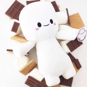 Award-Winning Children's book — Marshfellows: The First Huggable S'more!