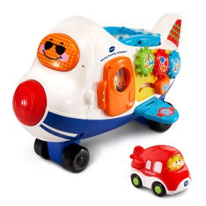 Award-Winning Children's book — Go! Go! Smart Wheels® Racing Runway Airplane™