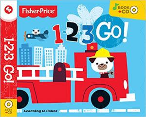 Award-Winning Children's book — Fisher Price 1-2-3 Go!
