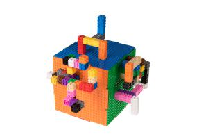 Award-Winning Children's book — 3D Play Set: Cube & Creatorz