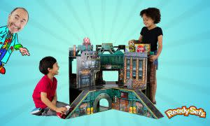 Award-Winning Children's book — The Urban Playset
