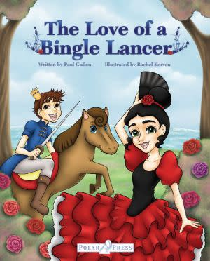 Award-Winning Children's book — The Love of a Bingle Lancer